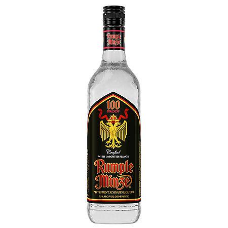 Rumple Minze Peppermint Schnapps (750mL)