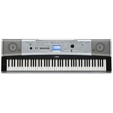 yamaha 88 key piano style electric keyboard sam 39 s club. Black Bedroom Furniture Sets. Home Design Ideas