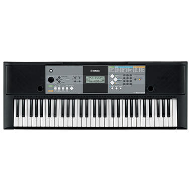 Yamaha PSRE233MS 61-Key Piano Style Keyboard