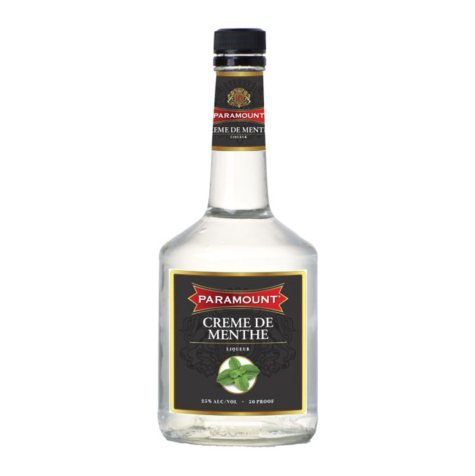Paramount Creme De Menthe Liqueur (750 ml)