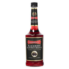 Paramount Blackberry Flavored Brandy (1 L)