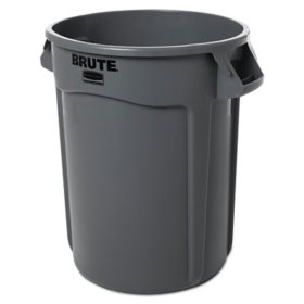 Rubbermaid Brute Trash Can 32 Gal Choose Your Color