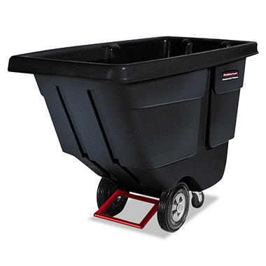 Rubbermaid Utility Duty Tilt Truck - 1 cubic yard