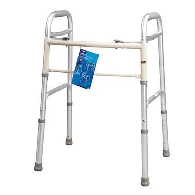 Carex Dual Button Walker