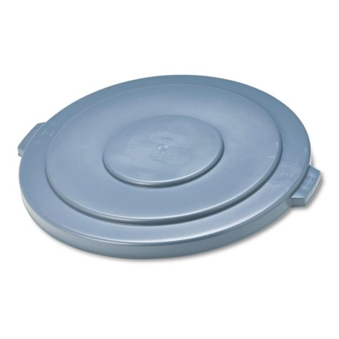 "Rubbermaid Commercial - Round Brute Lid, 26 3/4"" dia -  Gray"