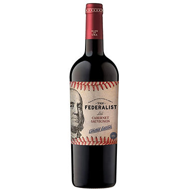The Federalist Lodi Cabernet Sauvignon (750 ml)