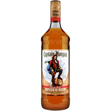 Captain Morgan Spiced Rum (1 L)