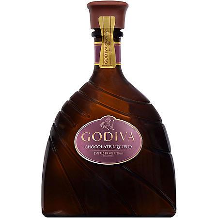 Godiva Chocolate Liqueur (750 ml)