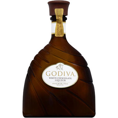 Godiva White Chocolate Liqueur (750 ml)