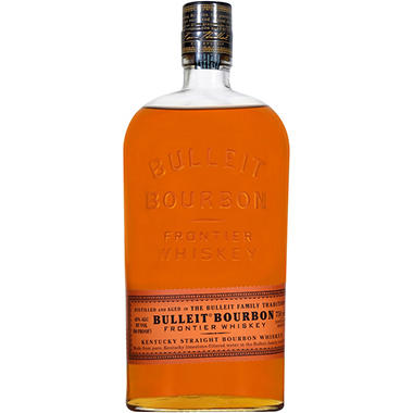 Bulleit Bourbon Whiskey (750 ml)