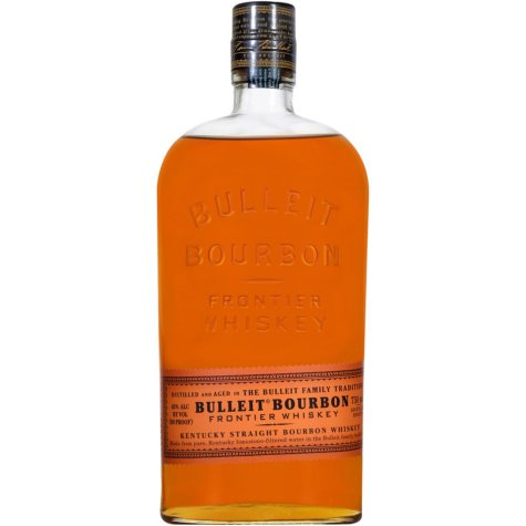 Bulleit Bourbon Whiskey (750mL)