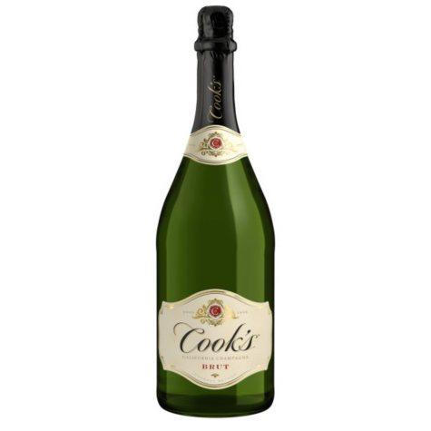 Cook's Brut California Champagne (1.5 L)