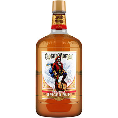 Captain morgan original spiced rum l sam 39 s club for Mix spiced rum with