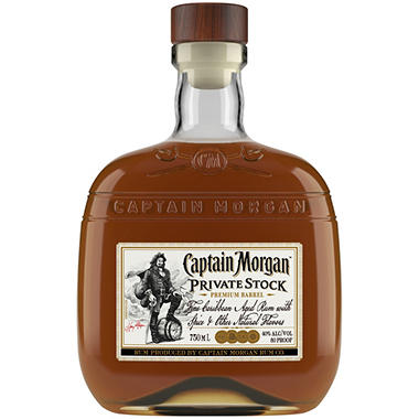 Captain Morgan Rum Private Stock (750 ml)