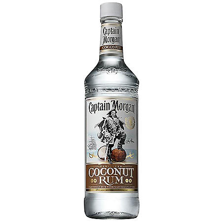 Captain Morgan Parrot Bay Coconut Rum (1 L)