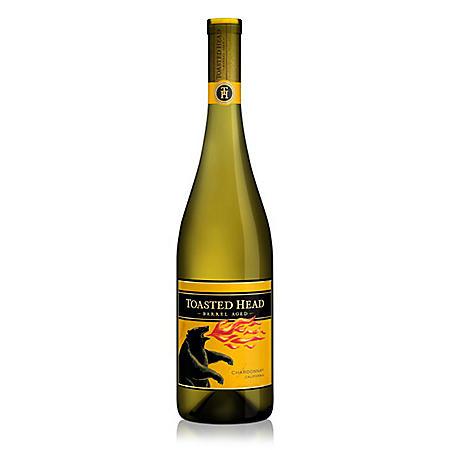 Toasted Head California Chardonnay (750 ml)