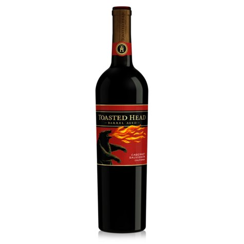 Toasted Head California Cabernet Sauvignon (750 ml)
