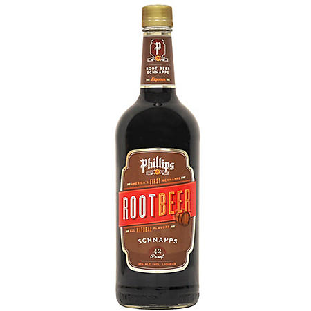 Phillips Root Beer Schnapps (1 L)