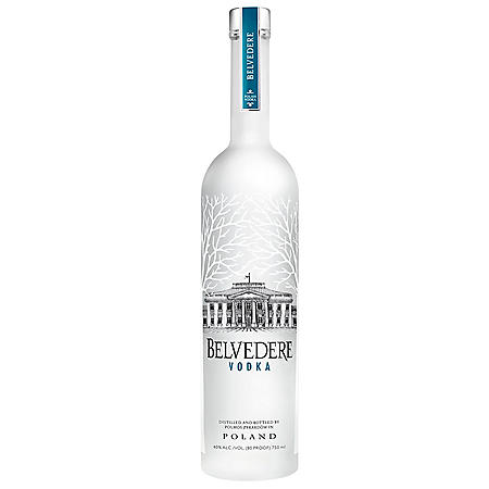 Belvedere Vodka (750 ml)