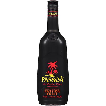 Passoã Passion Fruit Liqueur (750 ml)