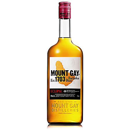 Mount Gay Eclipse Rum (750 ml)