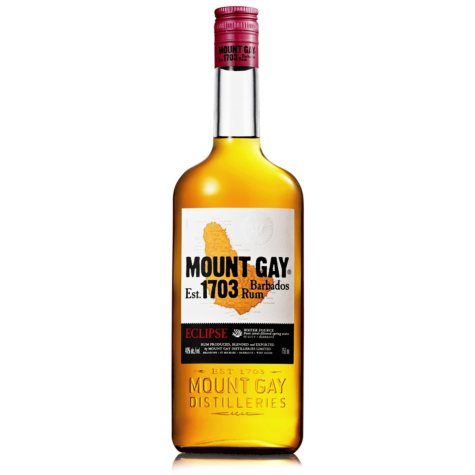 Mount Gay Eclipse Rum (750 ml)