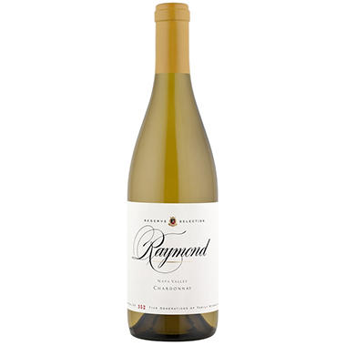 Raymond Reserve Selection Chardonnay, Napa Valley (750 ml)