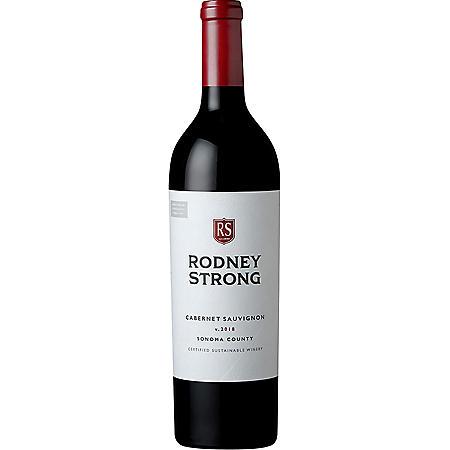 Rodney Strong Sonoma County Cabernet Sauvignon (750 ml)