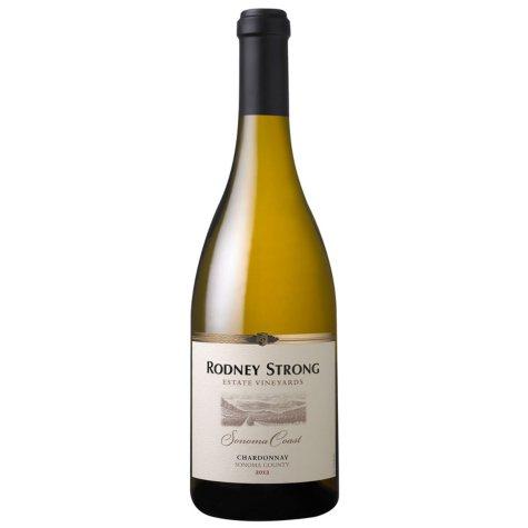 Rodney Strong Estate Vineyards Sonoma Coast Chardonnay (750 ml)