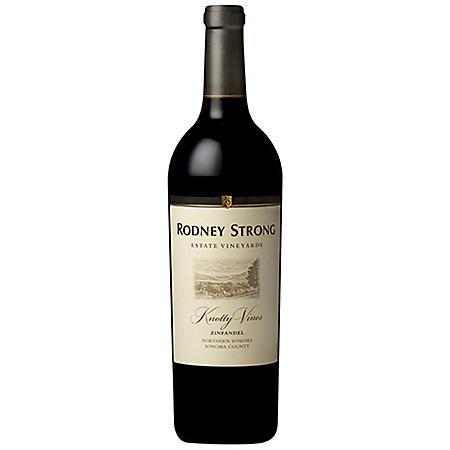 Rodney Strong Knotty Vines Zinfandel (750 ml)