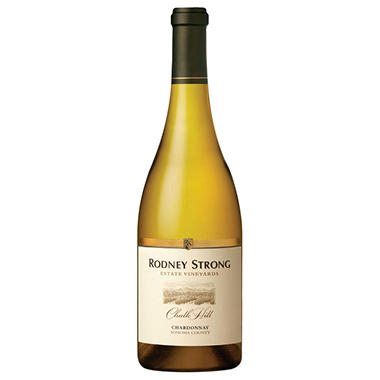 Rodney Strong Chalk Hill Chardonnay (750 ml)