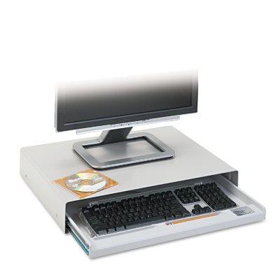 Innovera   Standard Desktop Keyboard Drawer, 20 5/8w X 10d   Light