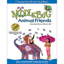 Noodlebug: Animal Friends