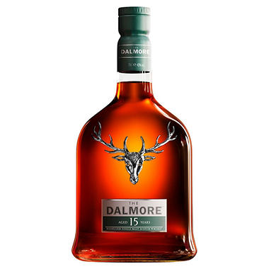 THE DALMORE 15 YR SCOTCH 750ML