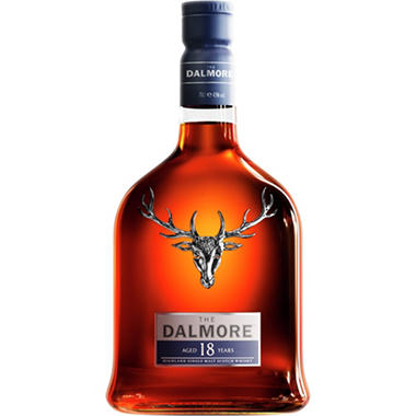 The Dalmore 18 Year Old Scotch Whisky (750 ml)