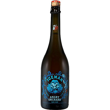 ANGRY ORCHARD ICEMAN 750ML BOTTLE
