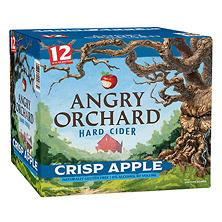 Angry Orchard Apple (12 oz. bottle, 6 pk.)