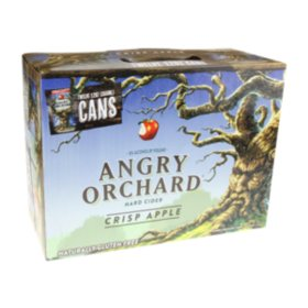 Angry Orchard Apple (12 fl. oz. can, 12 pk.)