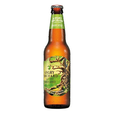 Angry Orchard Green Apple Hard Cider (12 oz. bottles, 12 pk.)