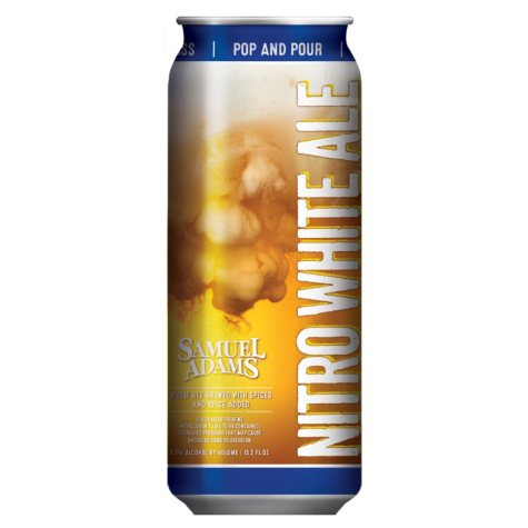 Samuel Adams Nitro White Ale (15.2 fl. oz. can, 4 pk.)
