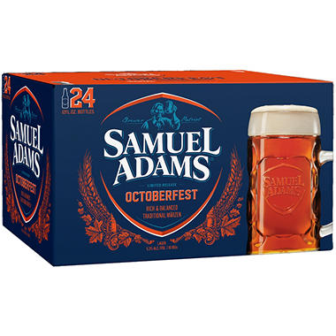 Samuel Adams Octoberfest - 24 / 12 oz.
