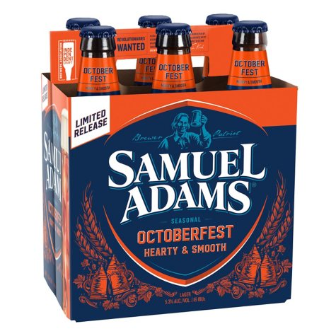 Samuel Adams Fresh As Helles (12 fl. oz. bottle, 6 pk.)