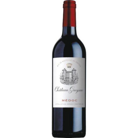 Chateau Greysac Medoc Cru Bourgeois Bordeaux (750 ml)