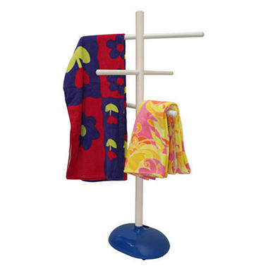 Poolside Towel Tree