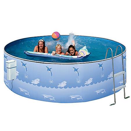 "Aqua Fun Club 12' x 36"" Pool Package"
