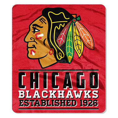 NHL Double Sided Throw (60