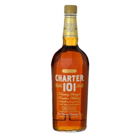 Charter 101 Kentucky Straight Bourbon Whiskey (1 L)