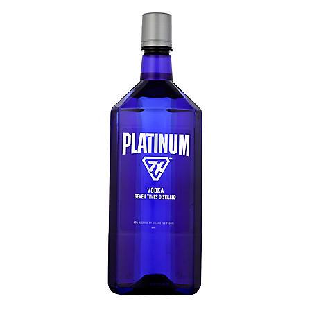 Platinum 7X Vodka (1.75 L)