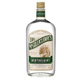 Dr. McGillicuddy's Mentholmint Schnapps (1 L)