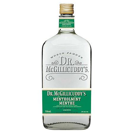 Dr. McGillicuddy's Mentholmint Schnapps (750 ml)